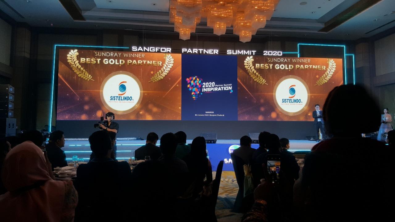 Sangfor Partner Summit 2020